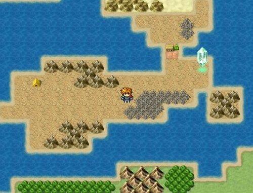 勇者と不思議な国 Game Screen Shot