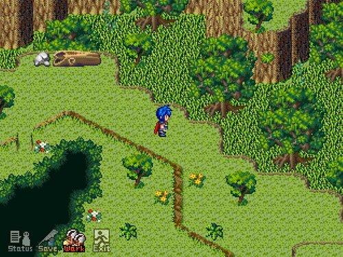 Avenger-リメイク版 Game Screen Shot1
