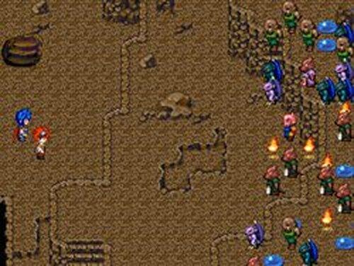 Avenger-リメイク版 Game Screen Shots