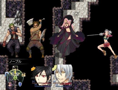 Faust Game Screen Shot1