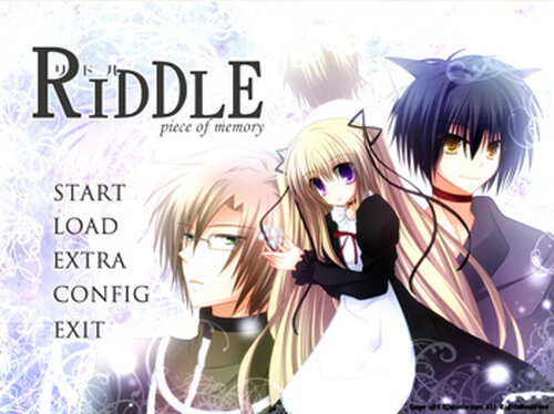 RIDDLE -piece of memory- Game Screen Shot2