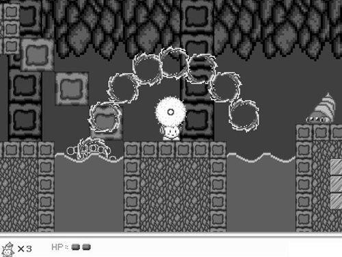伝説のタンポポ RE Game Screen Shot1