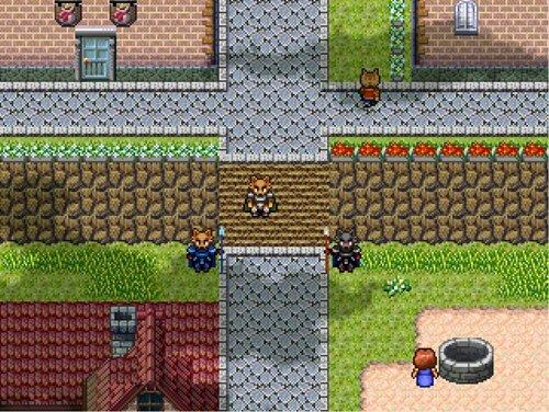 自分たちの場所へ Game Screen Shot1