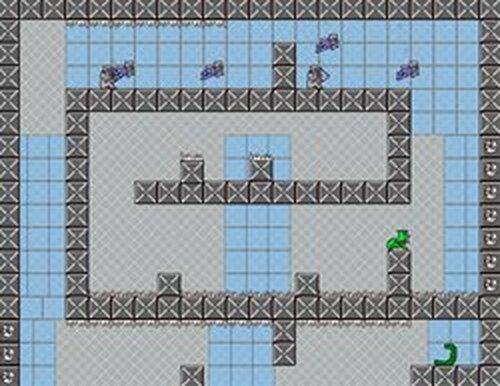かっぱ男 Game Screen Shots