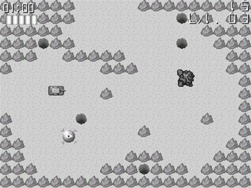 COSMOS TANK Game Screen Shot5