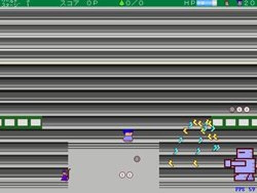 ヤシーユVSサンタ3 Game Screen Shots