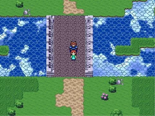姫と獣人騎士 Game Screen Shot1