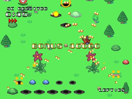 Caravan Star II Game Screen Shot