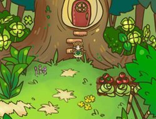 tiny green Game Screen Shots