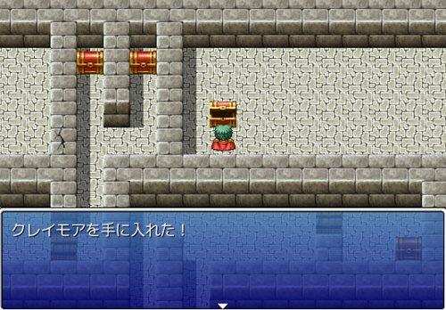 レジェンド外伝~赤い魔塔~ Game Screen Shot1