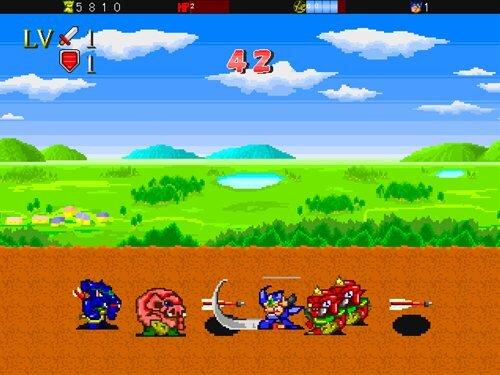 モンストクエスト Game Screen Shot1