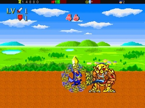 モンストクエスト Game Screen Shot4