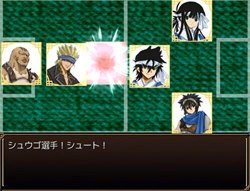熱血!!バトルドッジボール!! Game Screen Shots