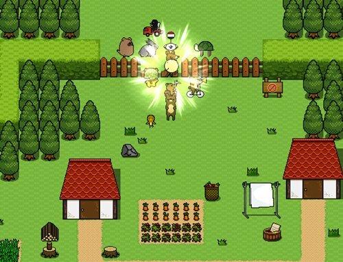 バキバキ! Game Screen Shot1