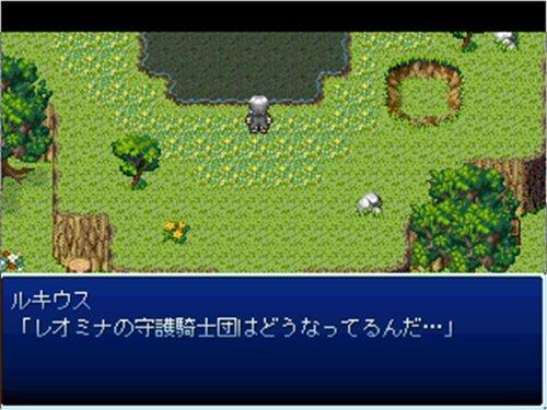 LIMITED:SAGA(リミテッド:サガ) Game Screen Shot1