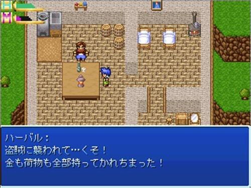 順風満帆一人旅! Game Screen Shot1
