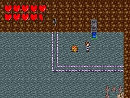 TREASURE BOXES Game Screen Shot