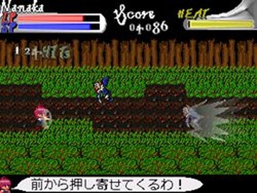 デビルバスター・ナナカ Game Screen Shots