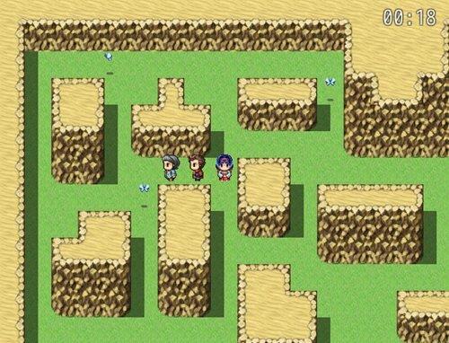 タイムパーティー Game Screen Shot1