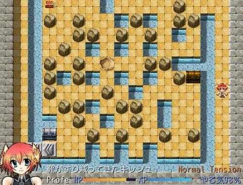 墓荒らしと愉快なピラミッド Game Screen Shot1