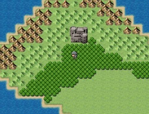 ある兵士の戦い Game Screen Shot1