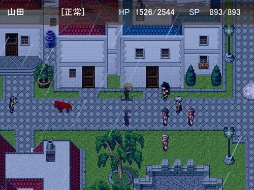 大阪民国VS群馬帝国 Game Screen Shot1