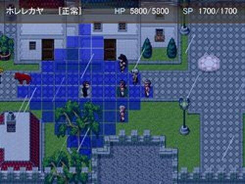 大阪民国VS群馬帝国 Game Screen Shots