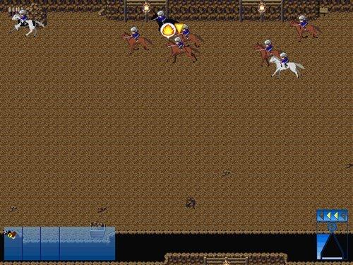 競馬大戦α版 Game Screen Shot