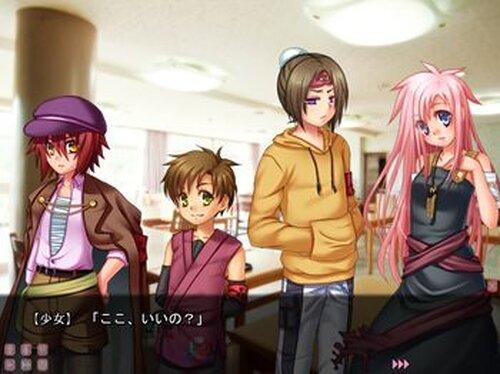 Lookout-サクラの章- 第二幕 Game Screen Shot5