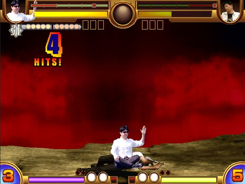 SECRET MEETING 2 密会緋萃伝 Game Screen Shot3
