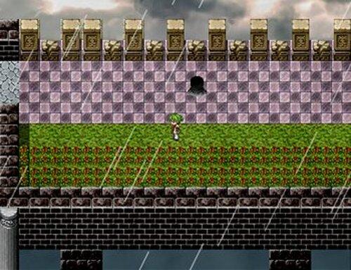 魔の樹海と黒き魔城 Game Screen Shot3