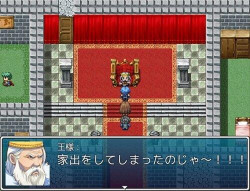 SAYONARA FANTASY2 Game Screen Shot1
