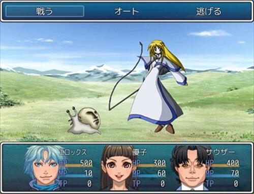 SAYONARA FANTASY2 Game Screen Shot3