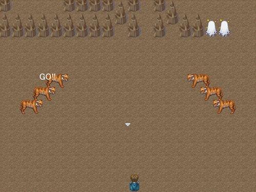 キチクの冒険Ⅲ Game Screen Shot1