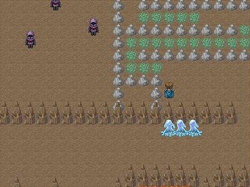 キチクの冒険Ⅲ Game Screen Shot2