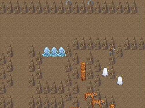 キチクの冒険Ⅲ Game Screen Shot5