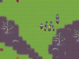 キチクの冒険-PRINCESS Game Screen Shot3