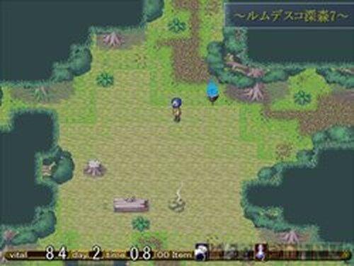 夢魔と眠れる魔女の夢 Game Screen Shots