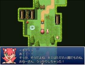 ローベリアの賢者 Game Screen Shot3
