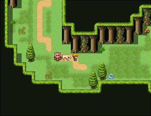 ローベリアの賢者 Game Screen Shot4