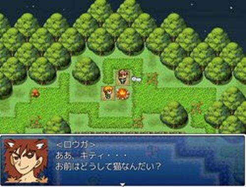 ローベリアの賢者 Game Screen Shots