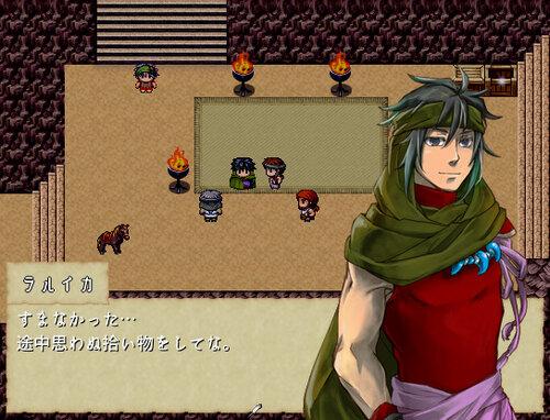 夜明けのホシウタ Game Screen Shots