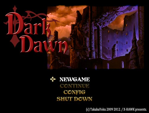 Dark Dawn Game Screen Shots