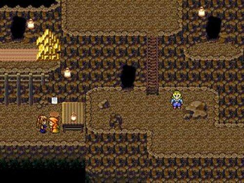 じいちゃんの洞窟 Game Screen Shot3