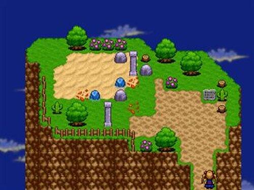 じいちゃんの洞窟 Game Screen Shot4