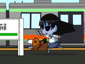 かや姉小さな旅 ~駿豆線に乗りに行こう~ Game Screen Shot2