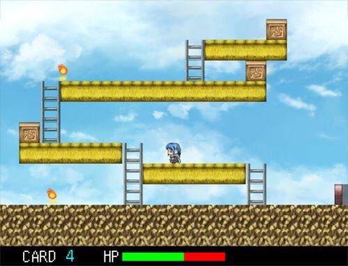 おたからさがし Game Screen Shot1