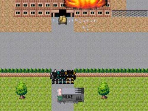 アーマードエンフォーサーズ Game Screen Shot3