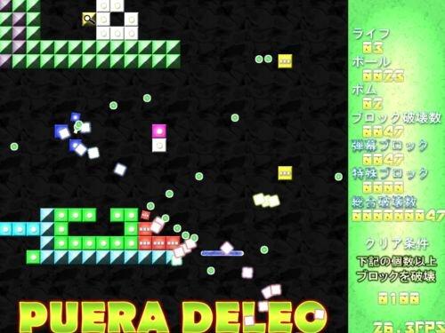プエラデレオ Game Screen Shot1