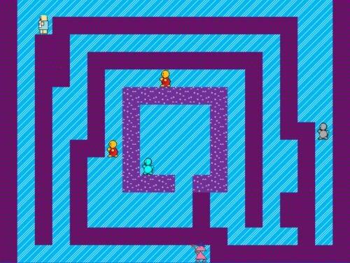 世紀末ジェネラリオン Game Screen Shot1